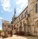 Abbaye de Saint-Benoit-sur-Loire — Stock Photo