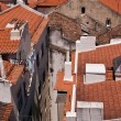 Stock Photo: Lisbon roofs