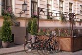 Riga sokak — Stok fotoğraf