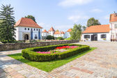 Croatia, Varaždin. Stari grad - Old City — Stock Photo