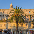 Diocletian's Palace (UNESCO heritage site) — Stock Photo #37912087