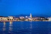 Croatia. Quay of Split — Stock Photo