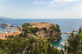 Monaco. The residence of the Prince of Monaco — Stock Photo