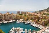 Monaco. fontvieille et son port — Photo