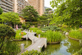 Monte Carlo: the Japanese Garden — Stock Photo