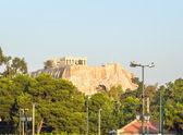αθήνα. ακρόπολη雅典。阿克罗波利斯 — 图库照片