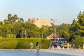 Ateny. akropol — Zdjęcie stockowe