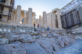 Propylaea of the Athenian Acropolis — Stock Photo