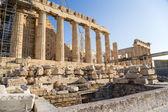 Athens, Acropolis. The Parthenon — Stock Photo