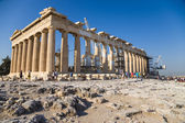 Athens, Acropolis. The Parthenon — Stock Photo