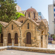 ������, ������: Athens Byzantine church of Panaghia Kapnikarea
