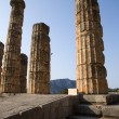 Stock Photo: Greece, Delphi. Temple of Apollo