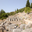 Stock Photo: Greece. Archaeological Site of Delphi