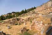 Greece. Archaeological Site of Delphi — Stock Photo