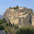 Meteora, Greece. Holy Trinity Monastery (UNESCO list of World Heritage) — Stock Photo #39963081