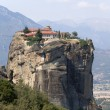 Meteora, Greece. Holy Trinity Monastery (UNESCO list of World Heritage) — Stock Photo #39971369