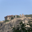 Stock Photo: Meteora, Greece. Holy Monastery of Varlaam