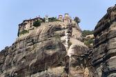 Meteora, Greece. The Holy Monastery of Varlaam — Stock Photo
