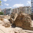 Постер, плакат: Greece Ruins of the palace of the Roman Emperor Galerius III c In Thessaloniki