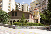 Greece. Church in Thessaloniki — Foto de Stock