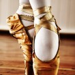 Ballet dancer — Stock Photo