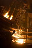 Iron industry — Stock Photo