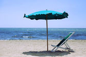 Relax in the beach — Stock Photo