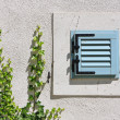 Ventilation window — Stock Photo