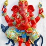������, ������: Ganesha ride a rat