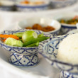 Vegetables and rice — Stock Photo #50128841
