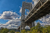 Ponte george washington — Foto Stock