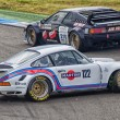 Stockfoto: Car racing