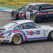 Foto de Stock  : Car racing