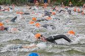 Pływanie — Zdjęcie stockowe