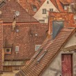 Tiled roofs — Stockfoto #38323625