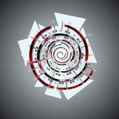 Spiral — ストックベクタ