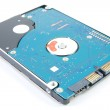 Laptop Harddisk Isolated — Stock Photo #41269119