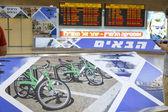 Tel-Aviv -airoport - 21 July - Israel, 2014 — 图库照片