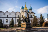 Annunciation Cathedral of the Kazan Kremlin — Stock Photo