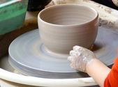 Molding clay — Stock Photo