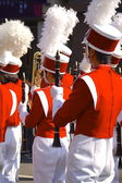 Marching band — Stock Photo