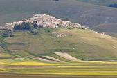 Castelluccio — Stock Photo