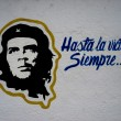 Wall painting of Ché Guevara — Stock Photo #36876771