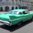 Oldtimer in Havana, Cuba — Stock Photo