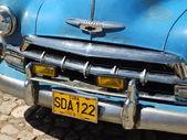 Oldtimer in Trinidad, Cuba — Stock Photo