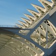 Stock Photo: Objects in City of Sciences in Valencia