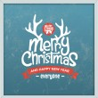 Merry Christmas — Stock Vector #39383677