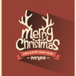 Merry Christmas — Stock Vector #39383789