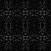 Abstracte naadloze achtergrond — Stockvector