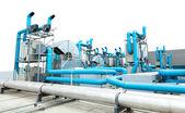 Acondicionador de aire industrial — Foto de Stock